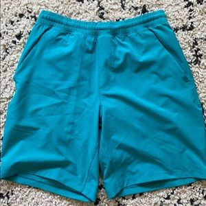 "Lululemon Pace Breaker Shorts 9"" with Liner"
